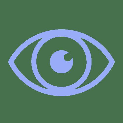 אייקון עין עצלה