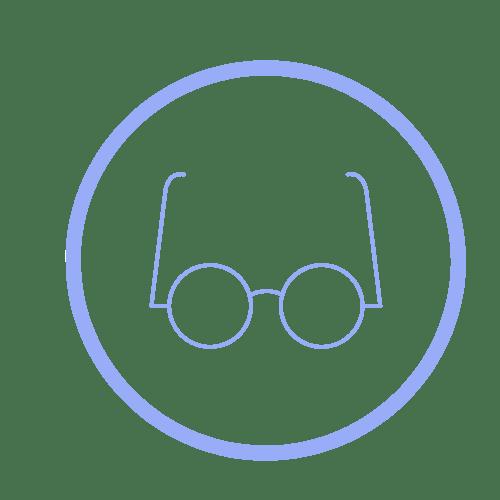אייקון רפואת עיניים לילדים